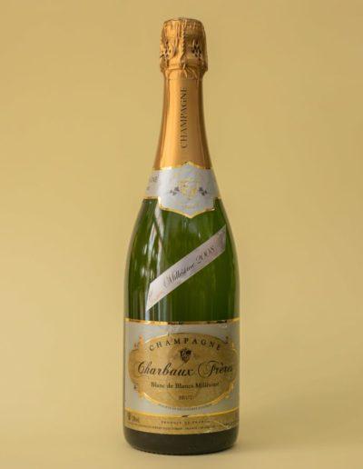 Champagne Blanche de Blanche Brut millesimato