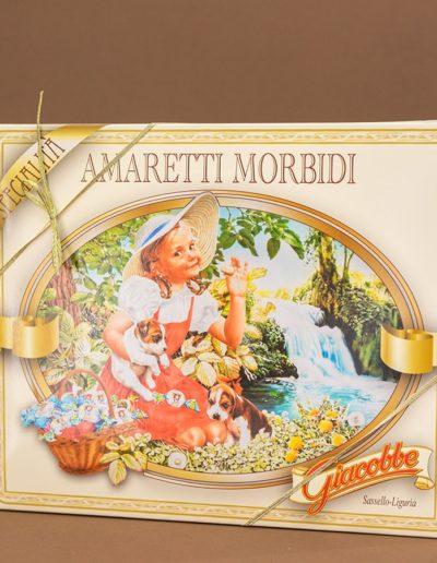 Amaretti morbidi.
