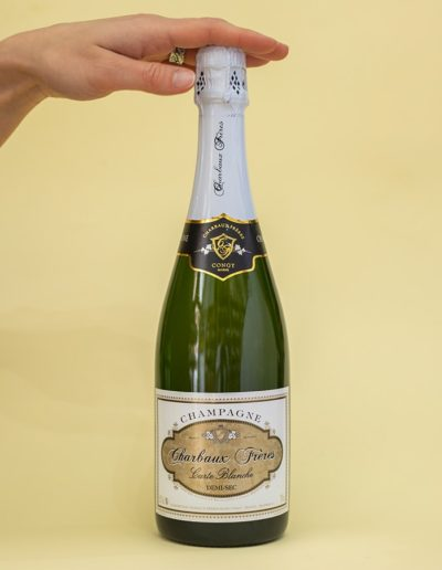 Champagne Charbaux Freres.