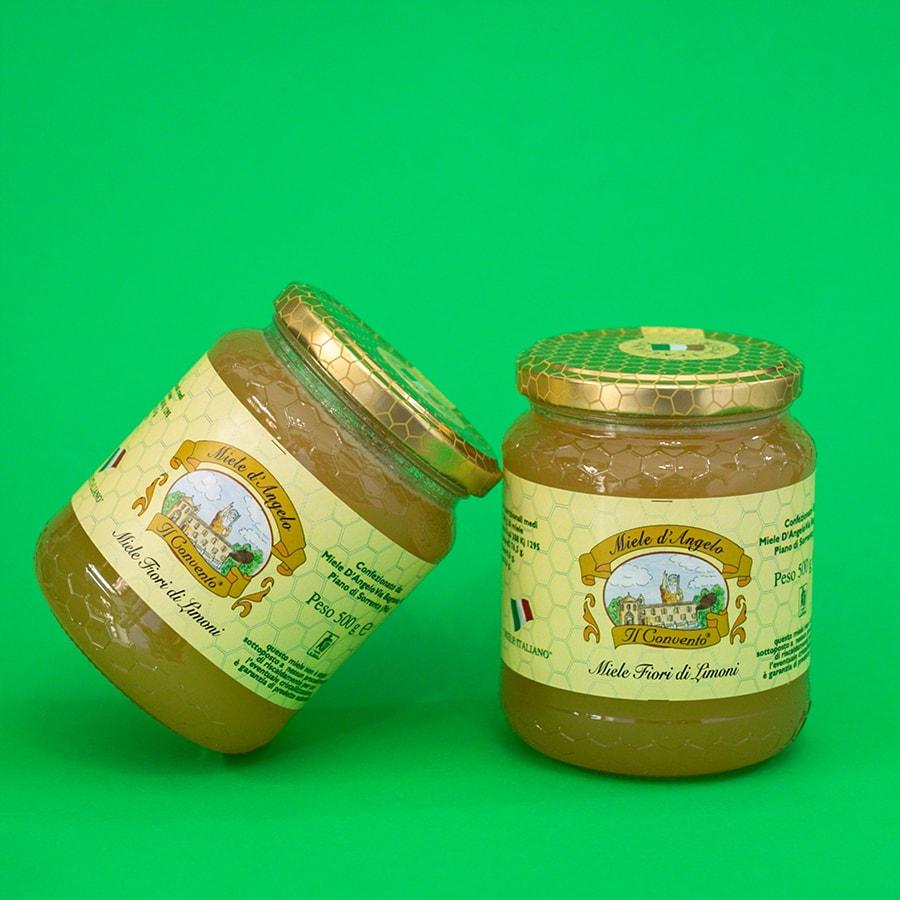 Miele Fiori di Limoni 500 gr.