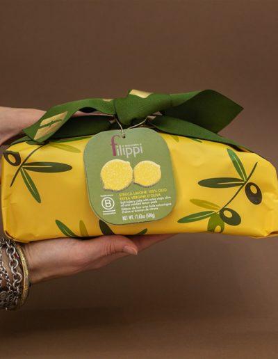 Strucà limone 100% olio extra vergine di oliva 500gr.